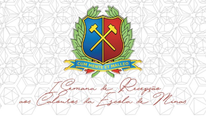 A RAEM participou da 1ª Semana de Recepção aos Calouros da Escola de Minas